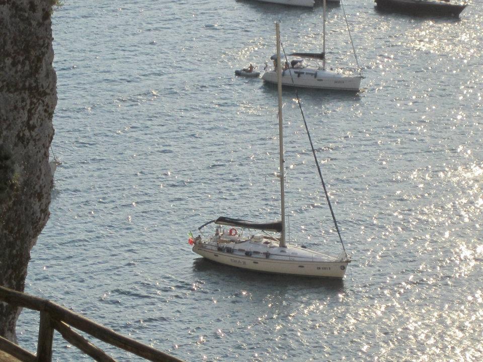 Crociera in barca a vela barcolana seagear for Accessori per barca a vela